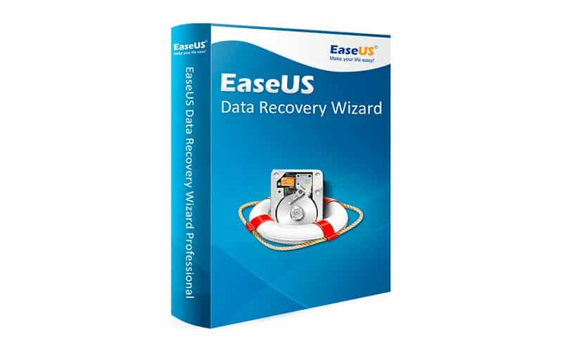 EASEUS DATA RECOVERY WIZARD PROFESSIONAL with licence key life