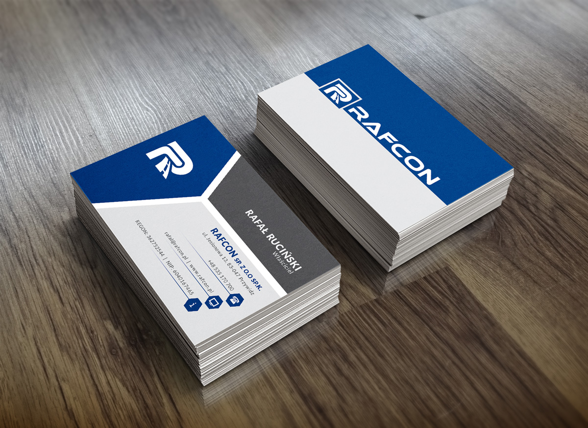 Design amazing business card for only you