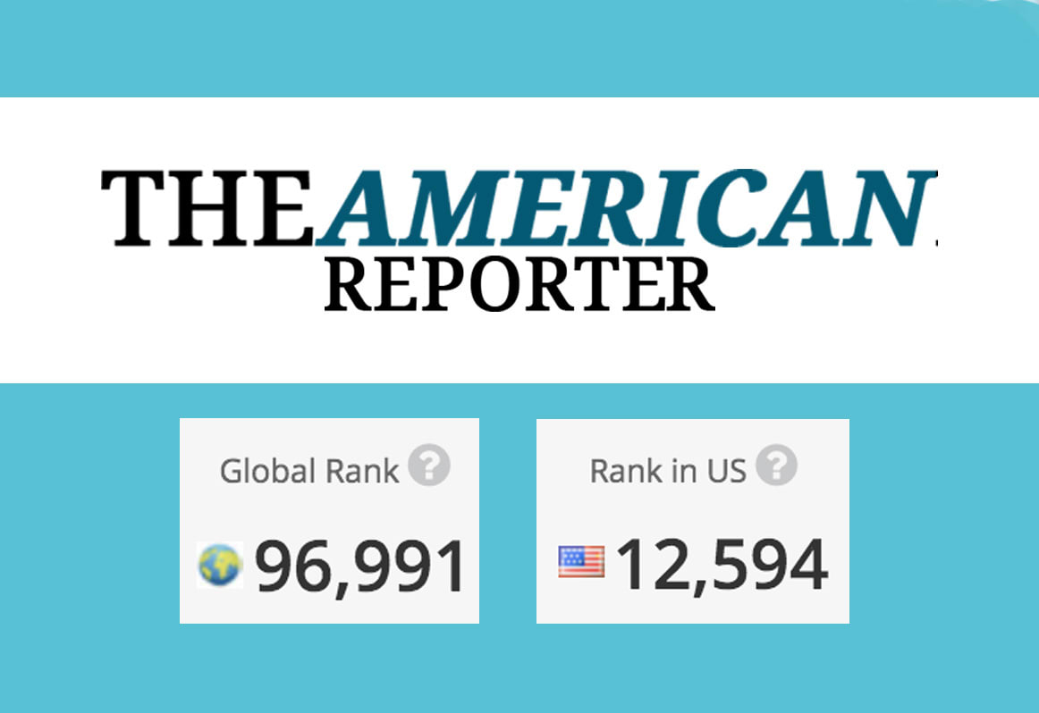 guest post on popular google news USA approved site theamericanreporter Dr 62 DA 55