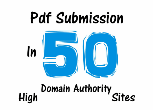 Fully New-Manually Submit Your Article Or Pdf To Top 50 Document Submission Sites