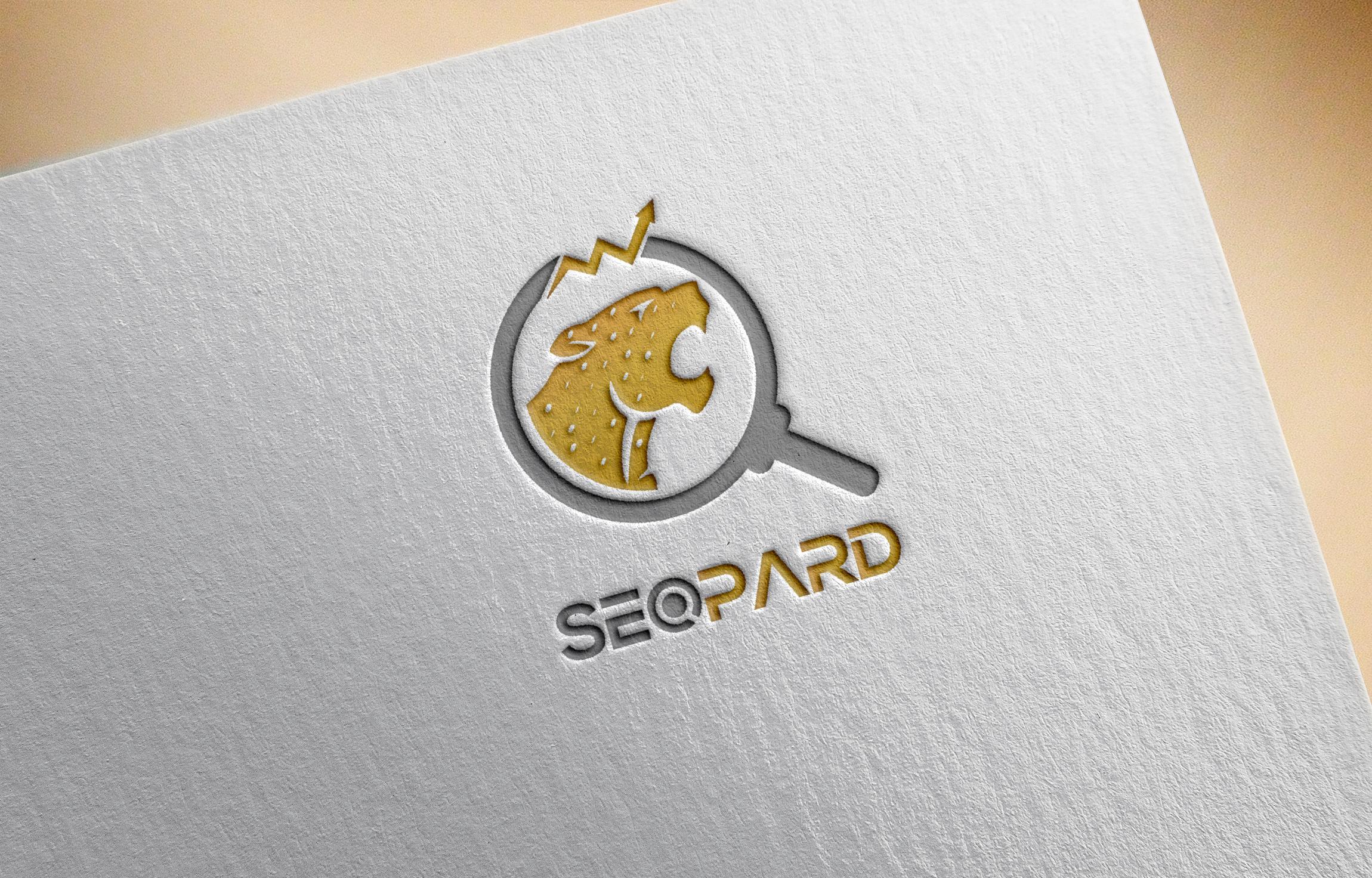 Make a professional and modern logo
