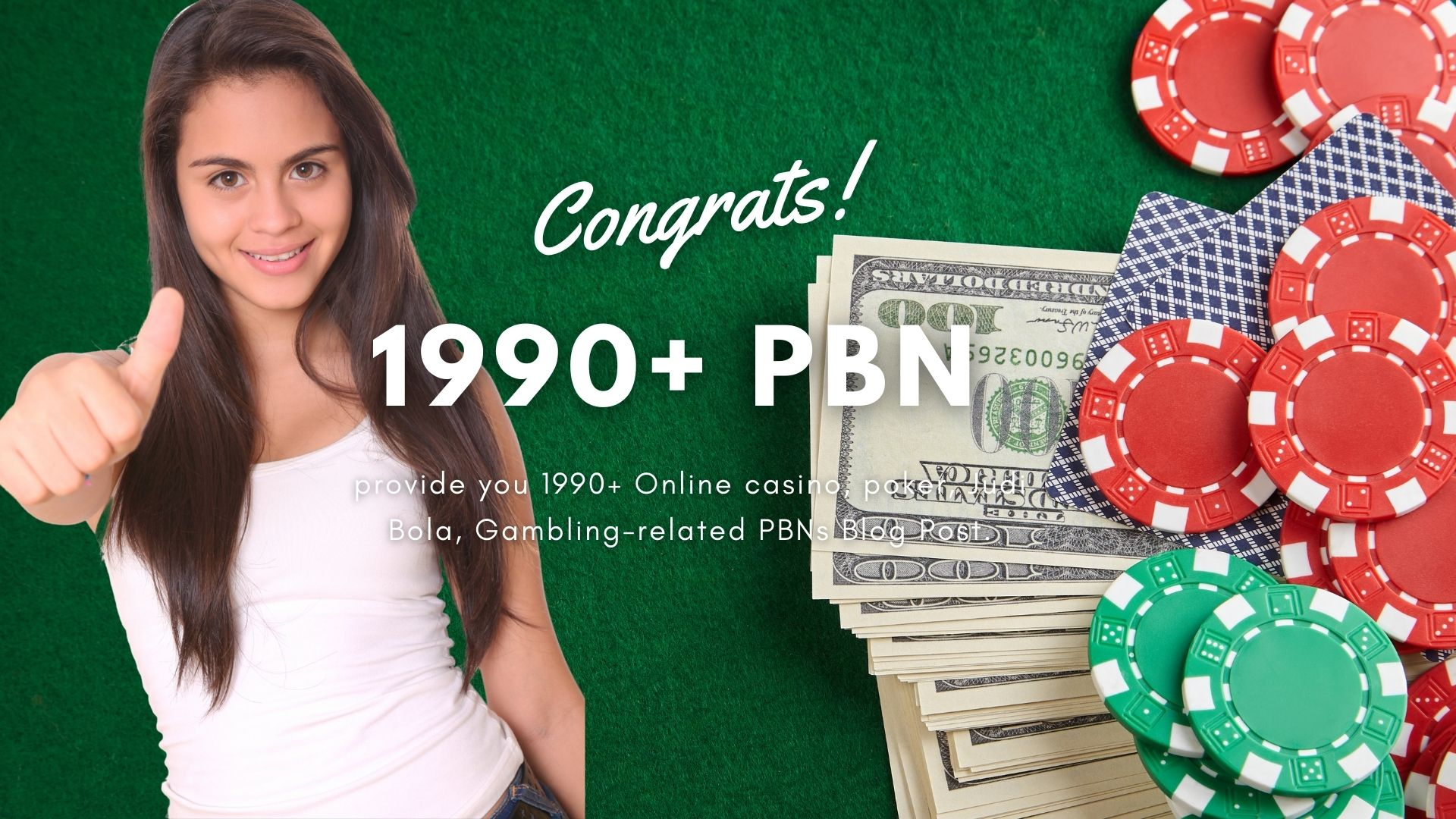 New 1990 Poker,  Casino,  Betting PBN Mix High Quality SEO Ranking Backlinks