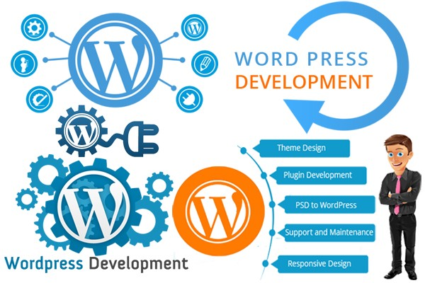 create a responsive and modern wordpress website with elementor pro
