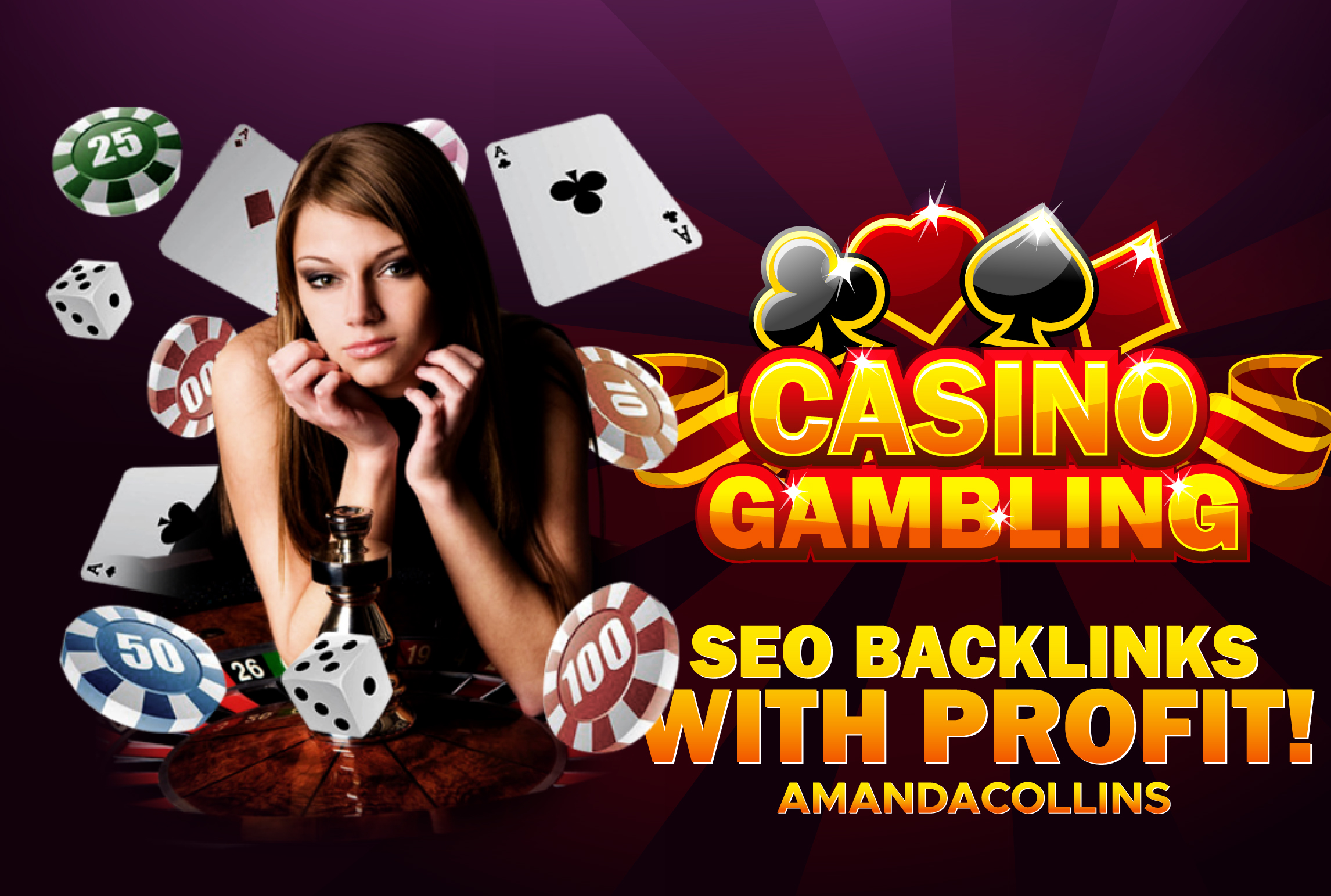 Get Ranked With This SEO Backlinks For Casino Or Gambling Websites