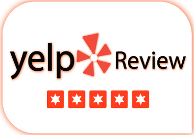 I will give you 10 recommendations with 5-star for yelp Profile