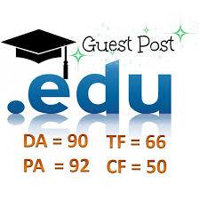 Guest Post On Edu Site&ndash DA 70 above Edu Blog