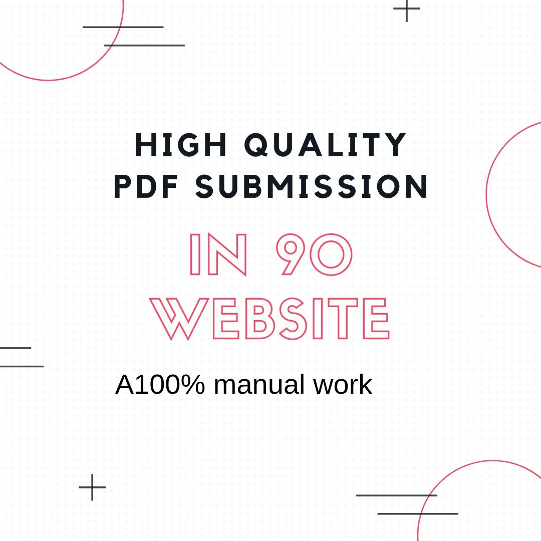 Submit Your Pdf Submission To Top 90 PDF Sharing Sites
