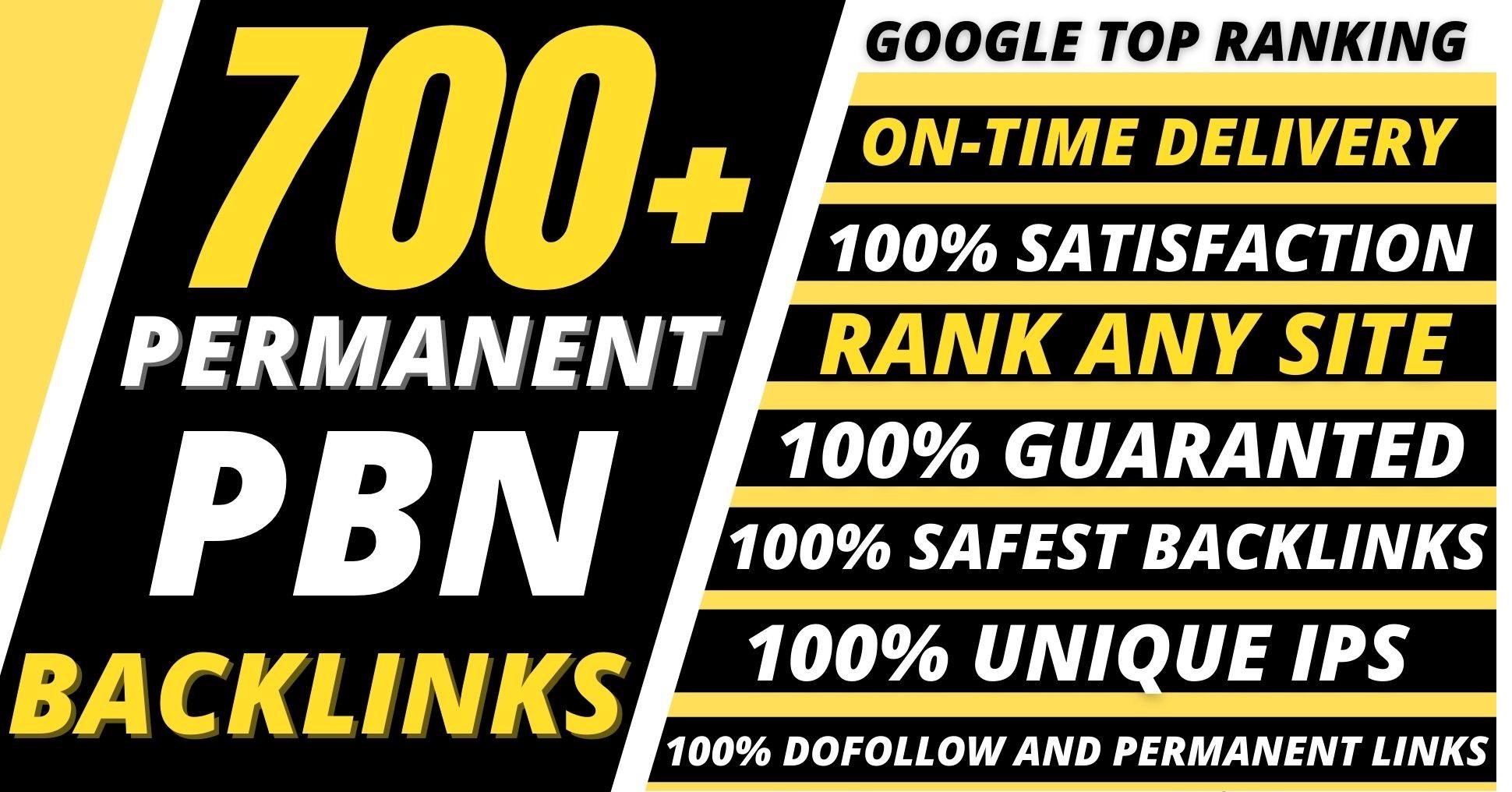 GET - POWERFULL - 700 - DA/DR 40+ PBN Links Gambling/Poker/Casino/Gaming Permanent Backlinks