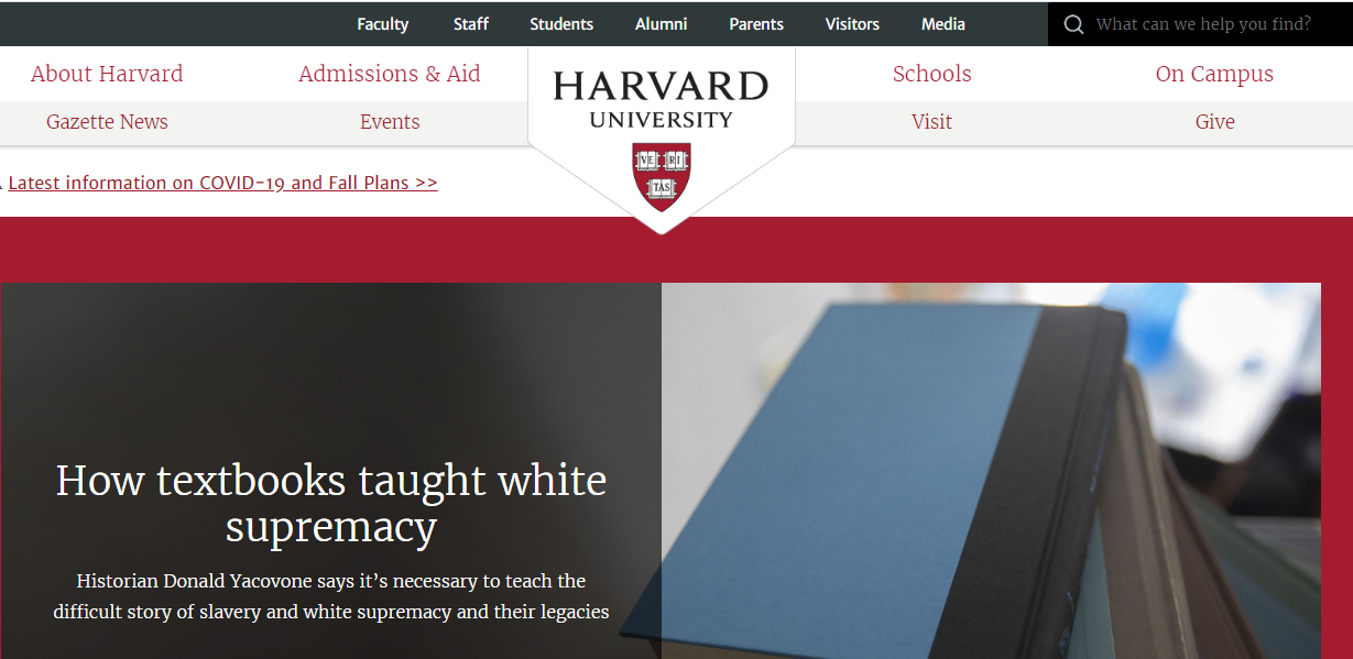 Publish Educational guest post on www. harvard. edu/blog DA-93