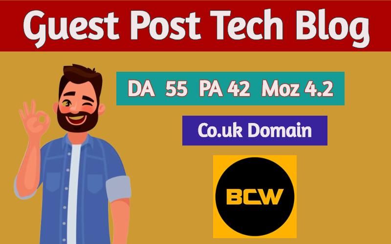 tech Guest post on businesscomputingworld da54