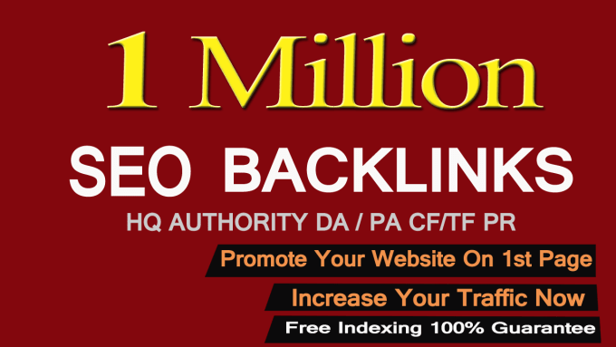 1,000,000 GSA Live Backlinks High Quality SEO links + Bad Links Removal