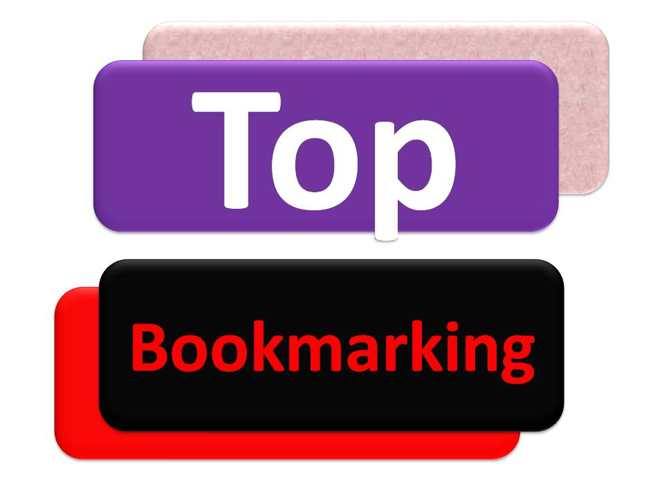 205 + bookmark your website to Top social bookmarking sites within 24 hours