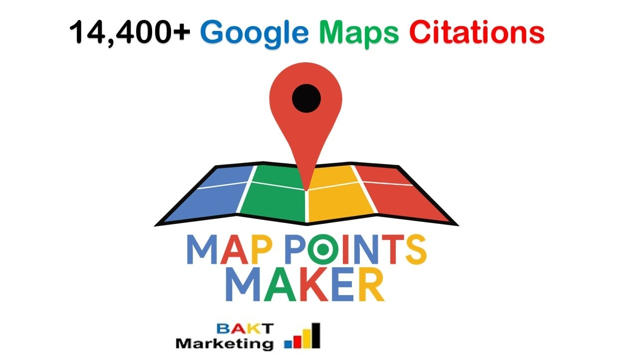 I will 14,460 google maps citations for gmb ranking and local SEO