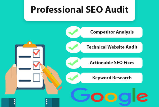 I will provide expert SEO report,  competitor website audit and analysis