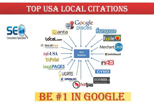 I will do local listings for USA gmb and local business ranking