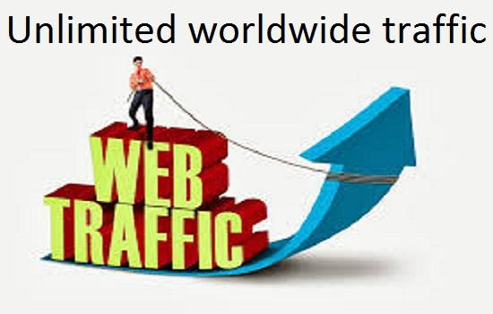 Unlimited worldwide 10,000+ website traffic from Youtube,  Facebook,  Instagram,  Twitter,  Google,  pint