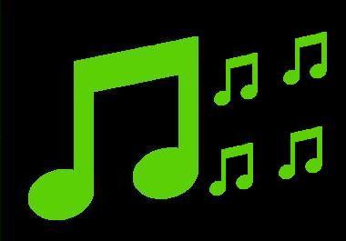 2000 HQ Stream or Listener for Music Track