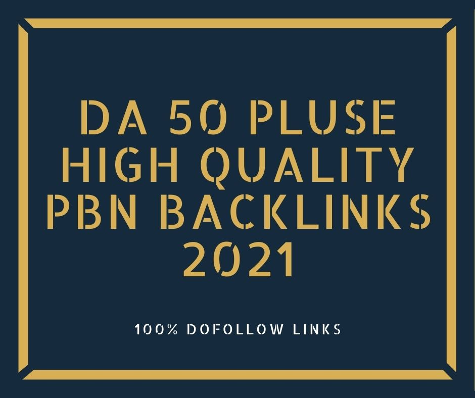 I will provide you permanent homepage pbn on high quality links 2021