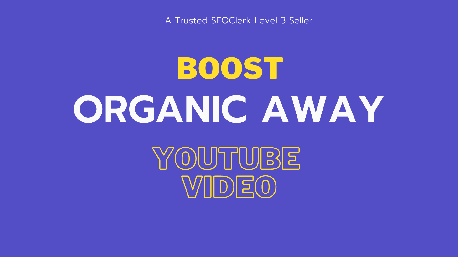 Do Organic YouTube Promotion BOOST Your Video