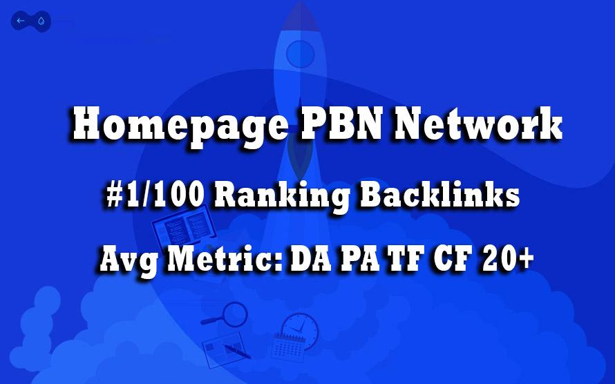 I Will Provide Serp General Pbn Backlinks