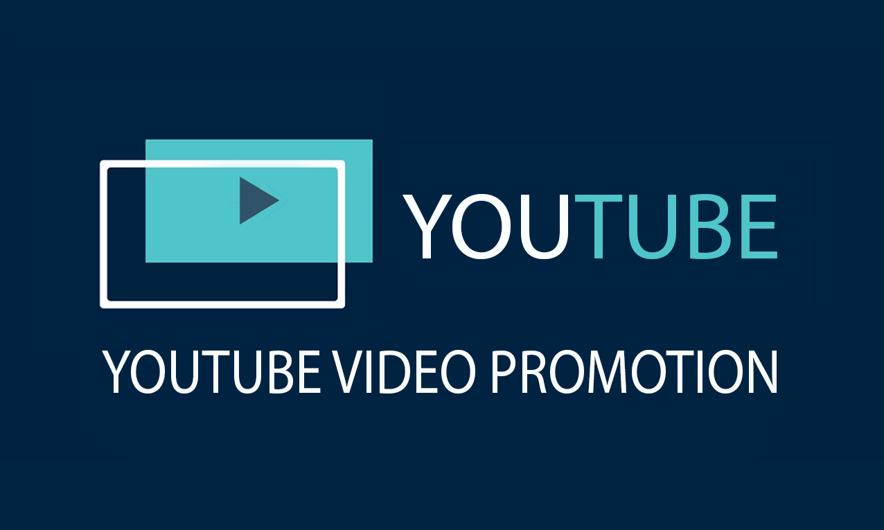 Organic youtube video promotion through the real audience