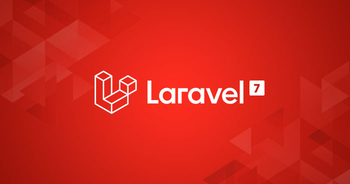 Web development with PHP/Laravel and Mysql/Sqlite