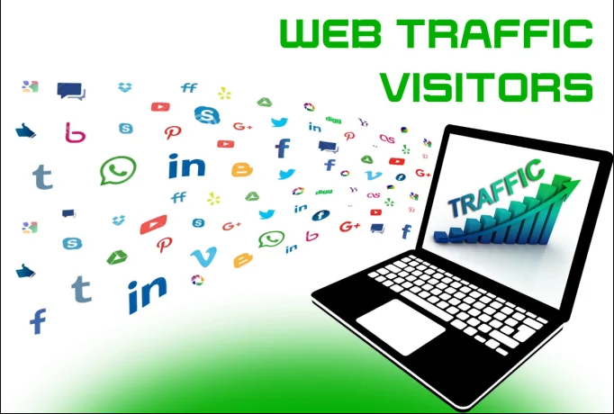Real Human Traffic From Social Networks for 6 months