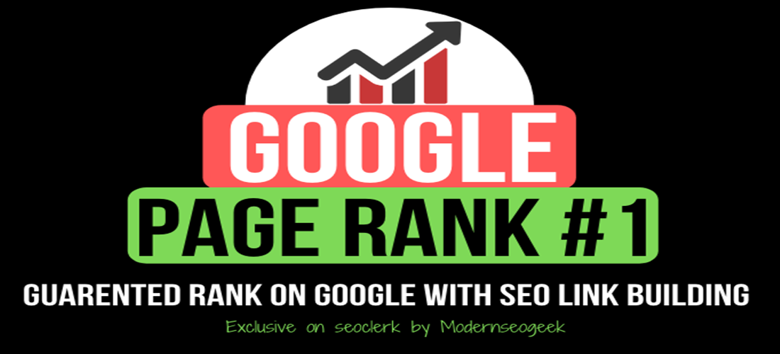 Google page 1 rankings with Ultimate seo service