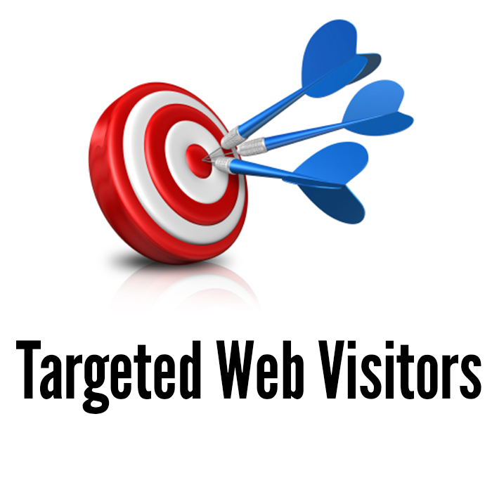 10000 Country Targeted Visitors
