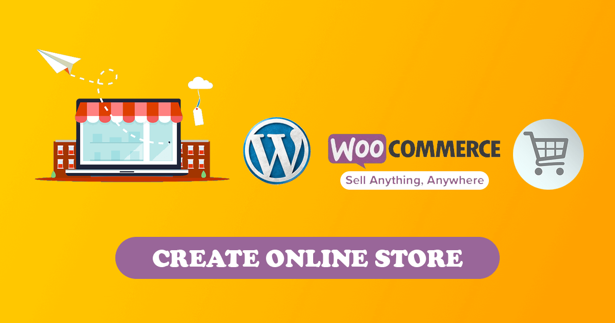 Create a online store e-commerce website