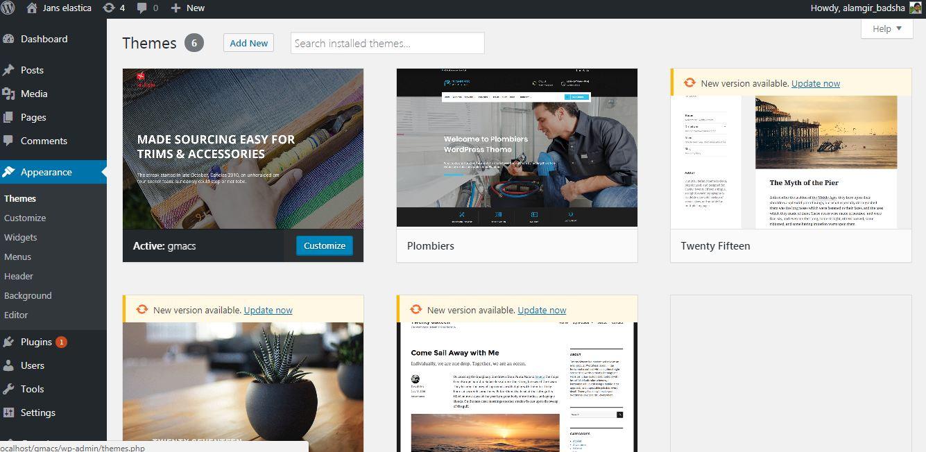 I will create responsive SEO friendly WordPress blog website with basic SEO
