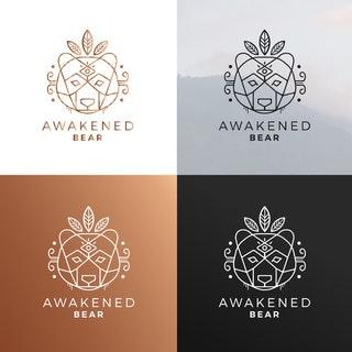 I will do minimalist business logo design