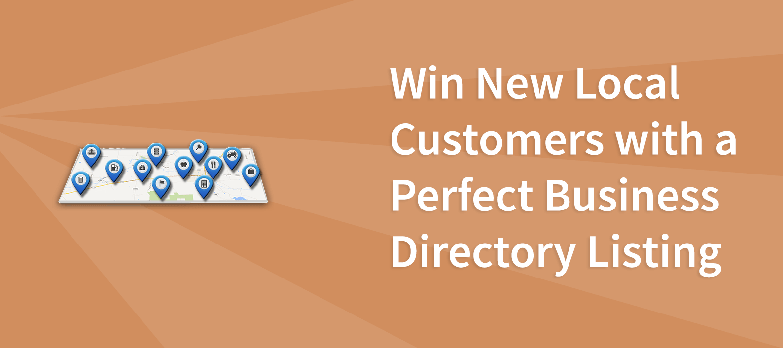 bulid 5 business directory on top sites