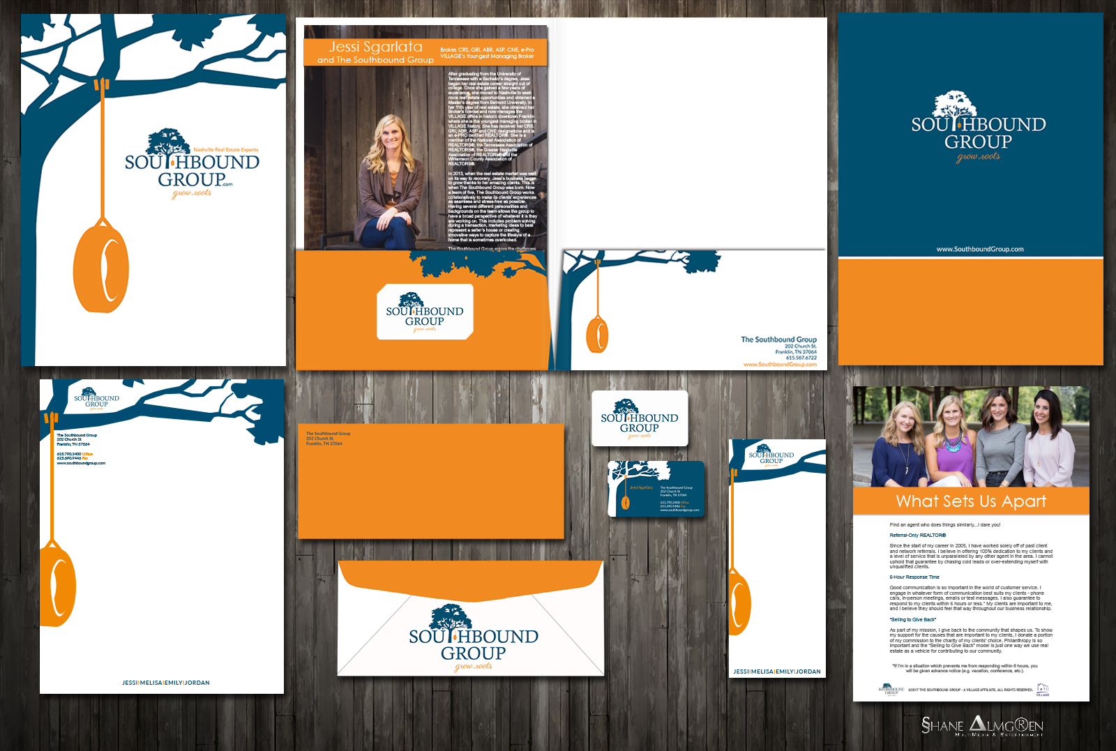 I will do your business stationery design