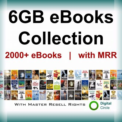2000 Ebooks With Re-Selling Rights - High Quality