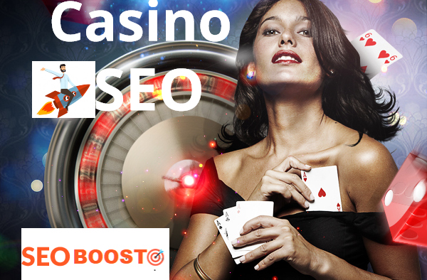 Monthly SEO CASINO POKER WEBSITE Boost google ranking