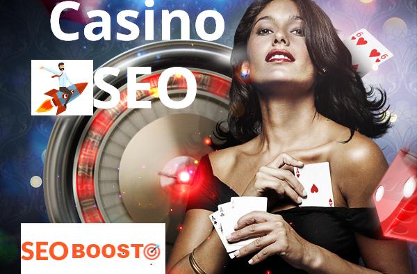Monthly SEO CASINO POKER WEBSITE Boost google ranking