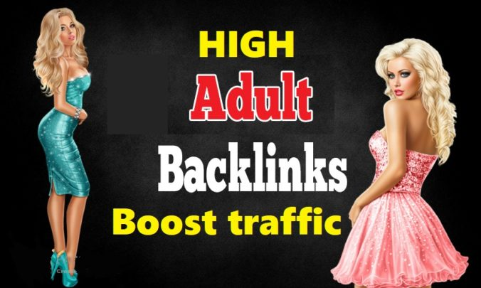 white hat seo and adult Backlinks Rank Website