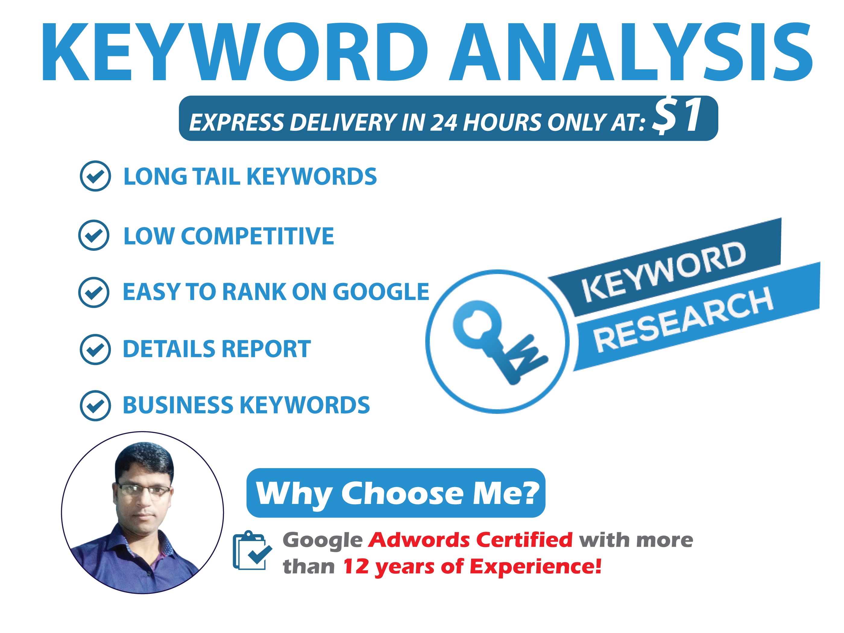 Best 100 Profitable Keywords Research to Boost your Website Ranking