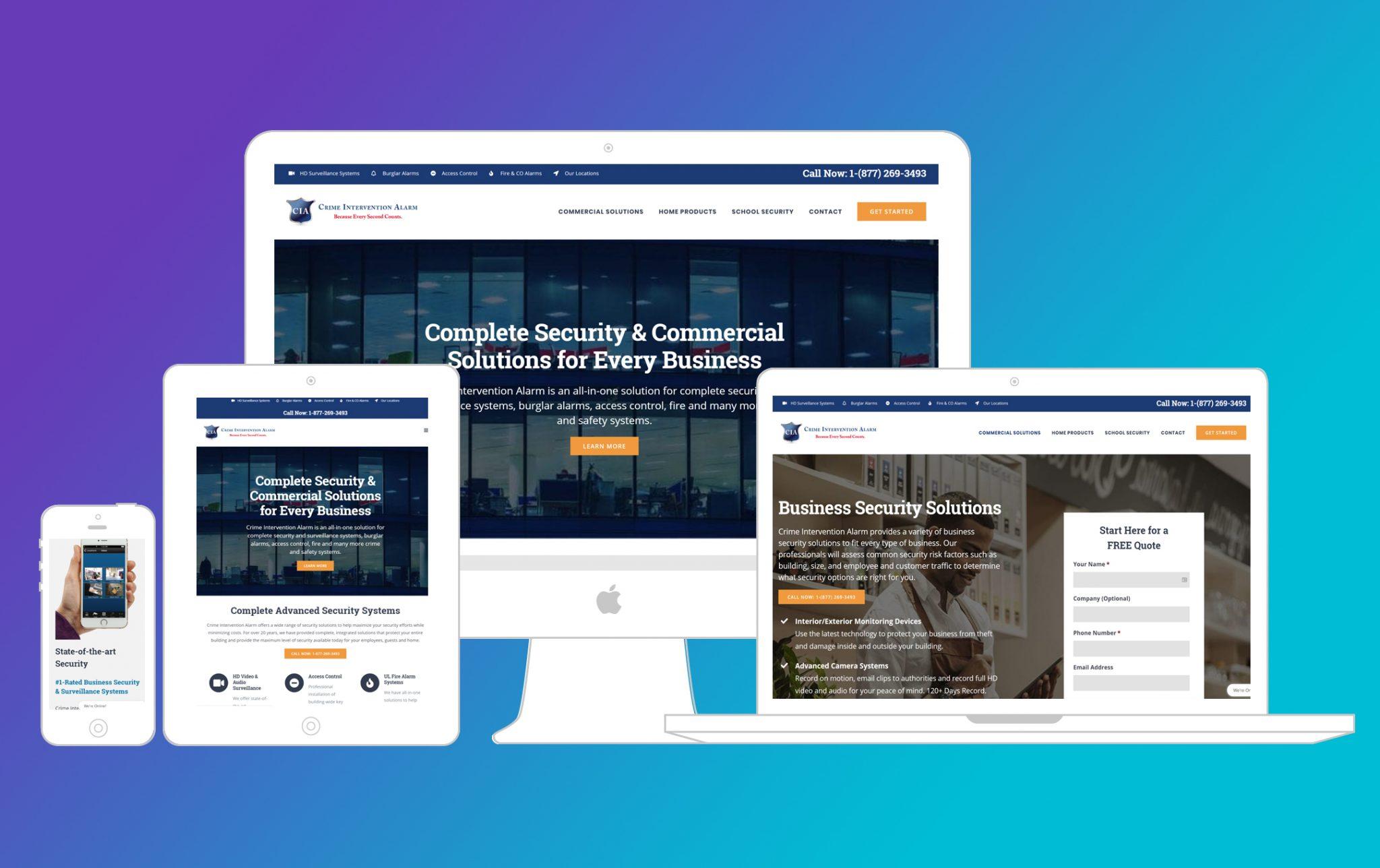 Get a Professional Wordpress Website Design-With Blog-2019