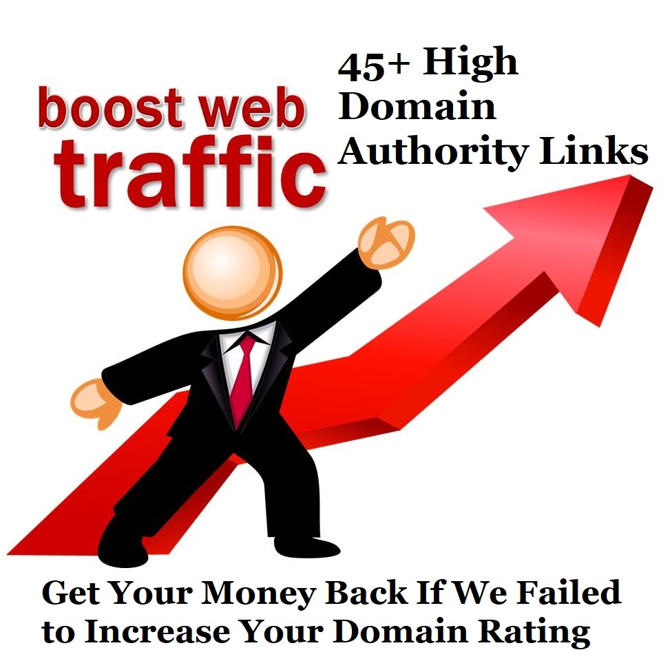Boost Your Website Domain Rating and Traffic