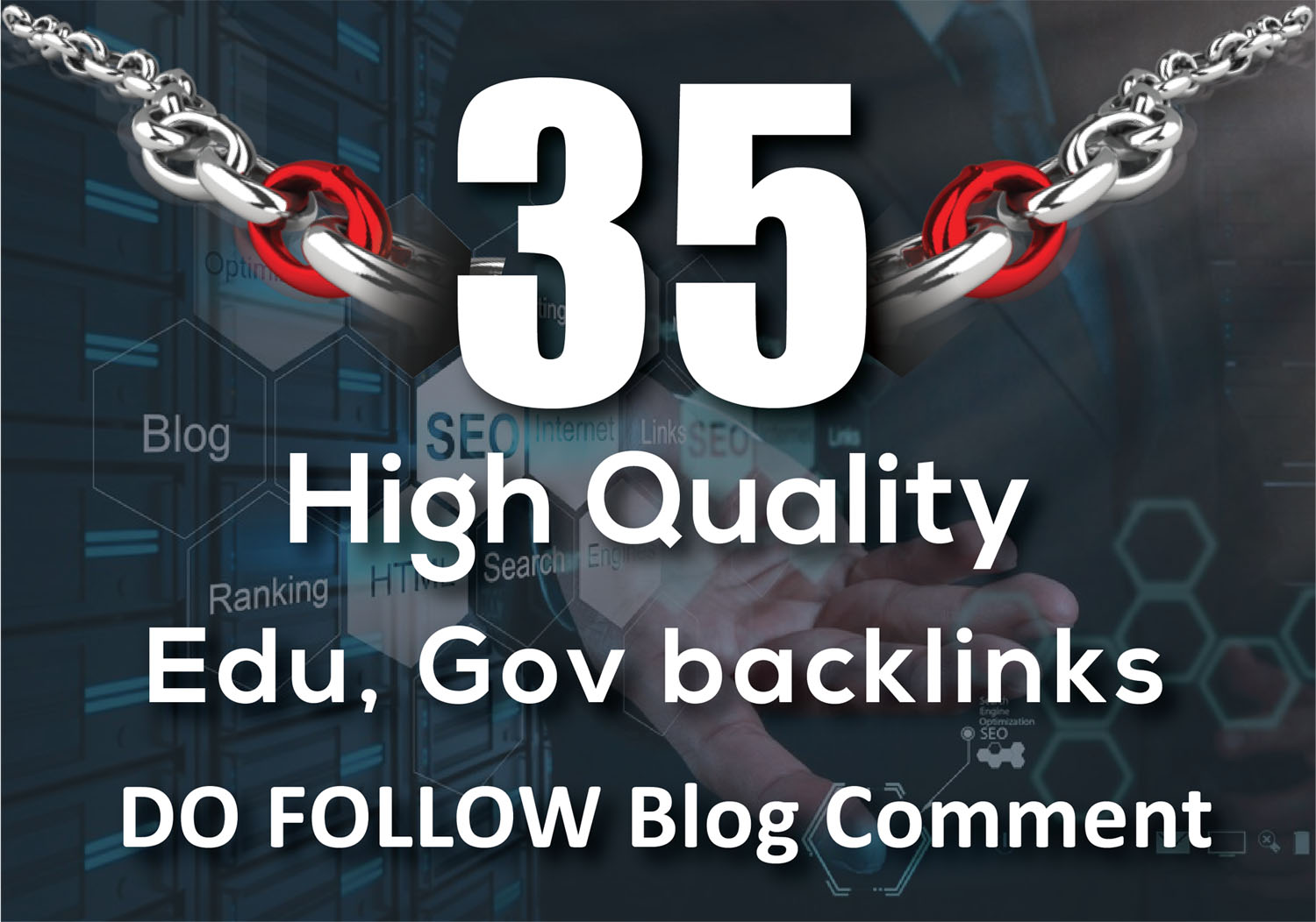I Manually Create Edu Gov Do Follow Blog Comment Backlinks