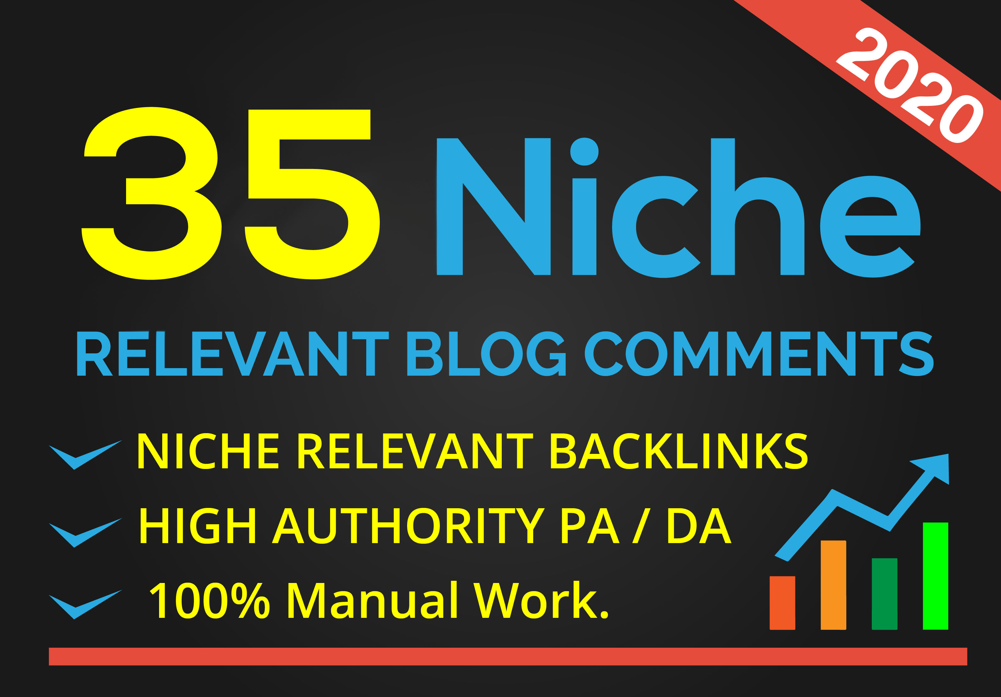 35 Niche Relevant Blog Comment Backlinks High Quality
