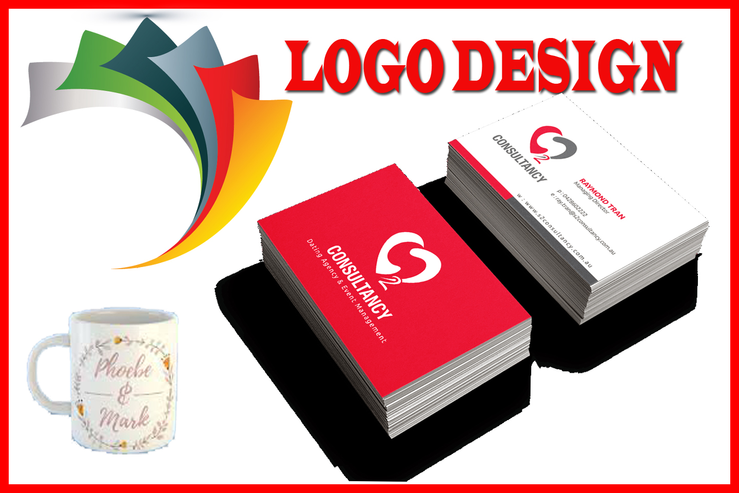 Design a professional& Creative Logo for your Brand.