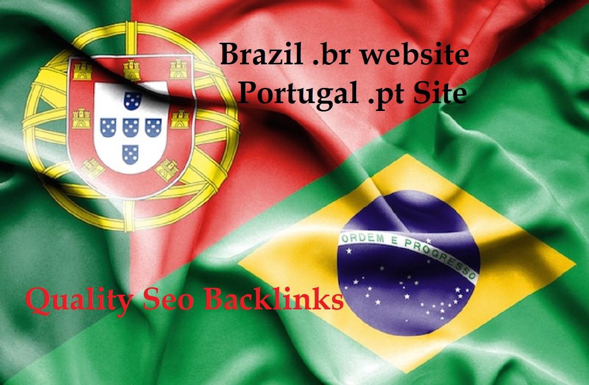 build Authority Brazil Portugal Dofollow Backlinks Portuguese link building Seo Brazilian website