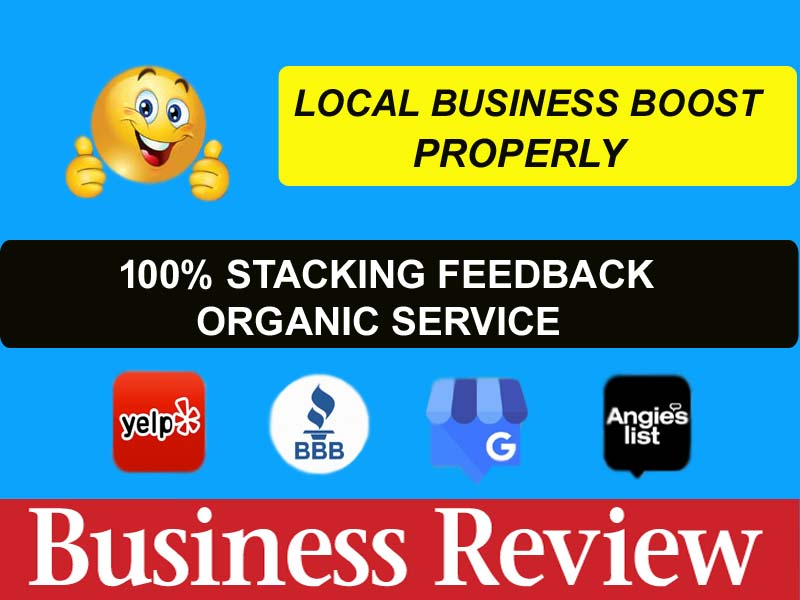 I will provide vital yelp and gmb local SEO article