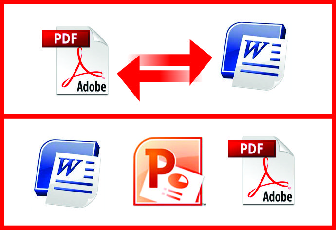 I will convert PDF to word or excel, scanned pdf to word or excel