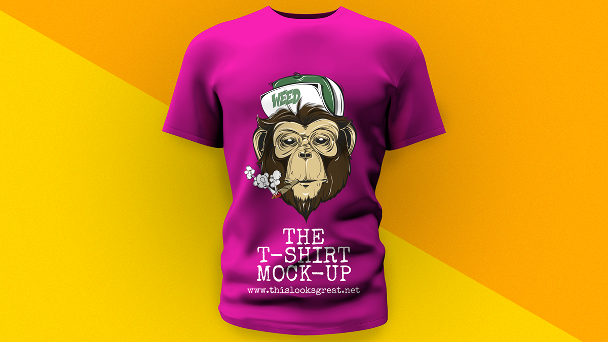 I will make you 20 t shirt mockup with your logo or your design