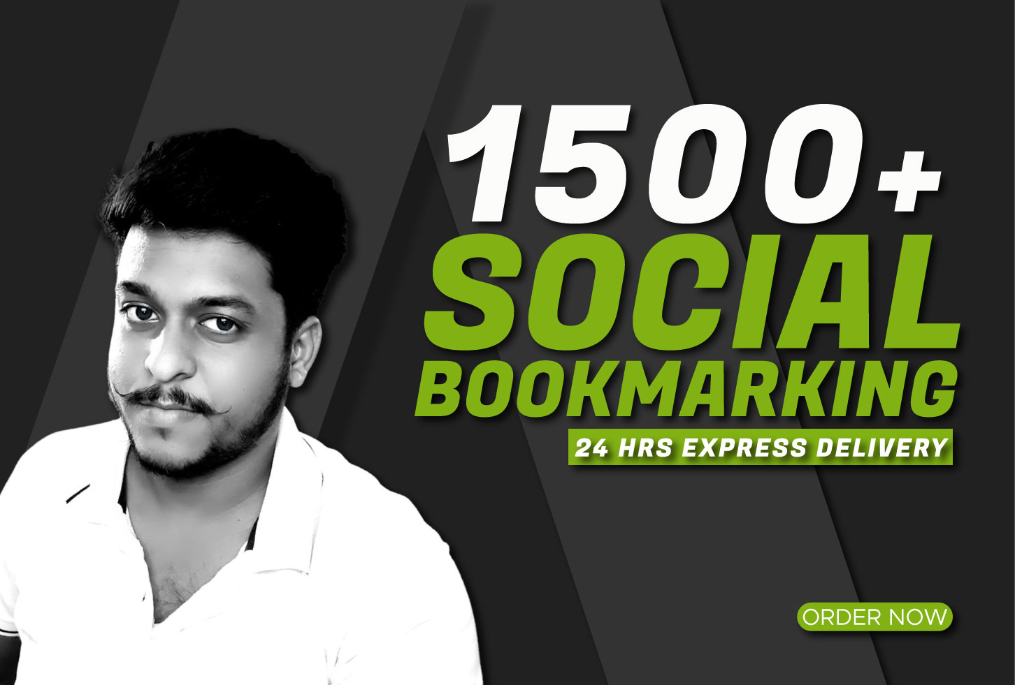 Instant 1500+ Live Social Bookmarking Links within 24 hours