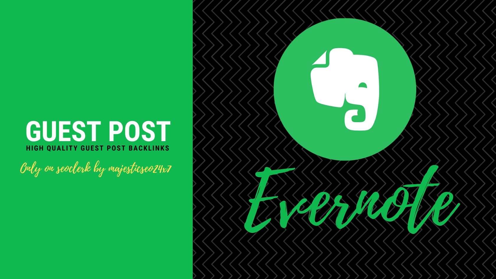 Publish Guest Post On Evernote. com DA 92 and It's permanent backlinks
